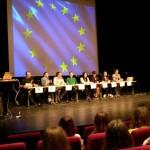 Debatt inför EU-valet.